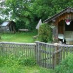 Eine Gartenhütte zum Hühnerstall umfunktionieren